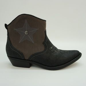 American Rag Pull On Ankle Boot Bootie 5.5